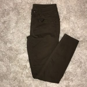 H&M olive green cargo pants